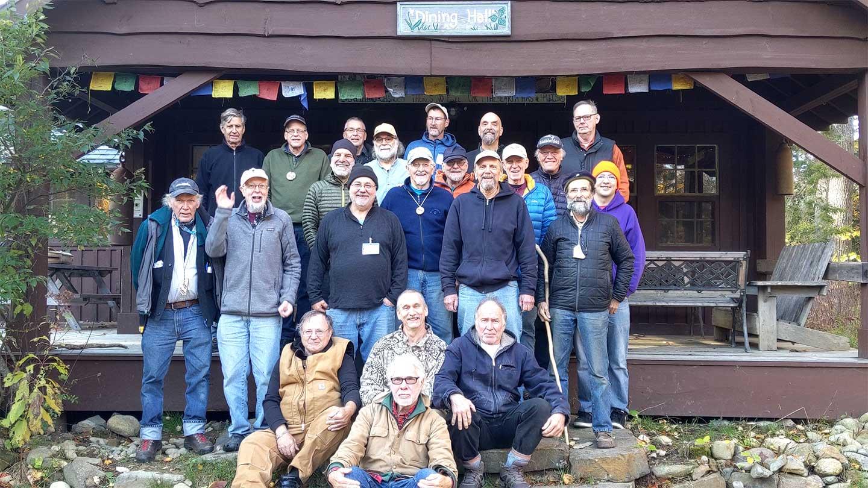 Maine Coast Men October 2019